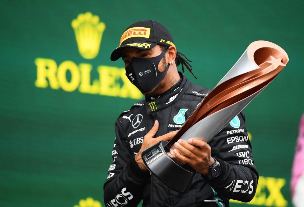 Parliamo di…Lewis Hamilton duro e antipatico, tutta apparenza?