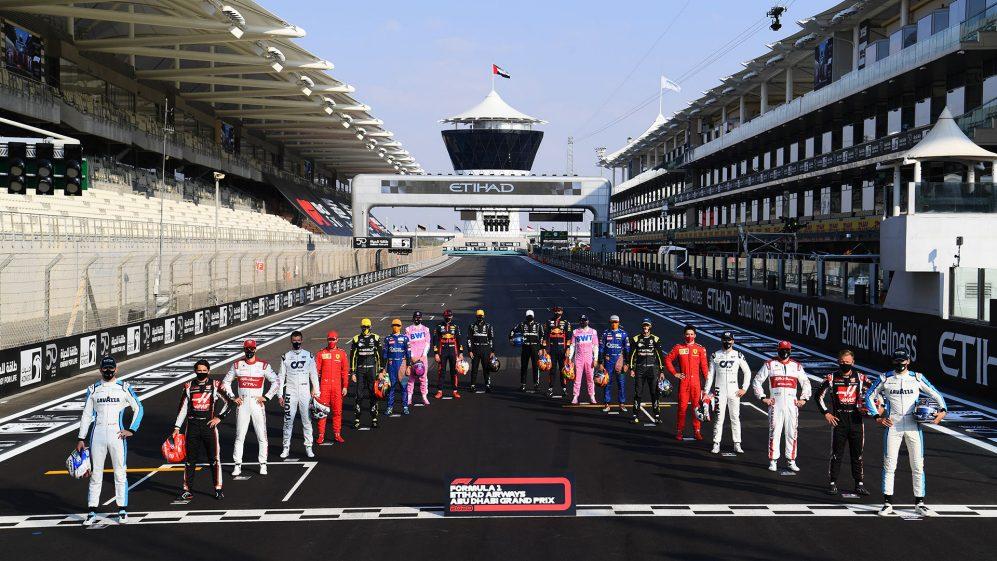 Pagelle del mondiale di F1 2020.