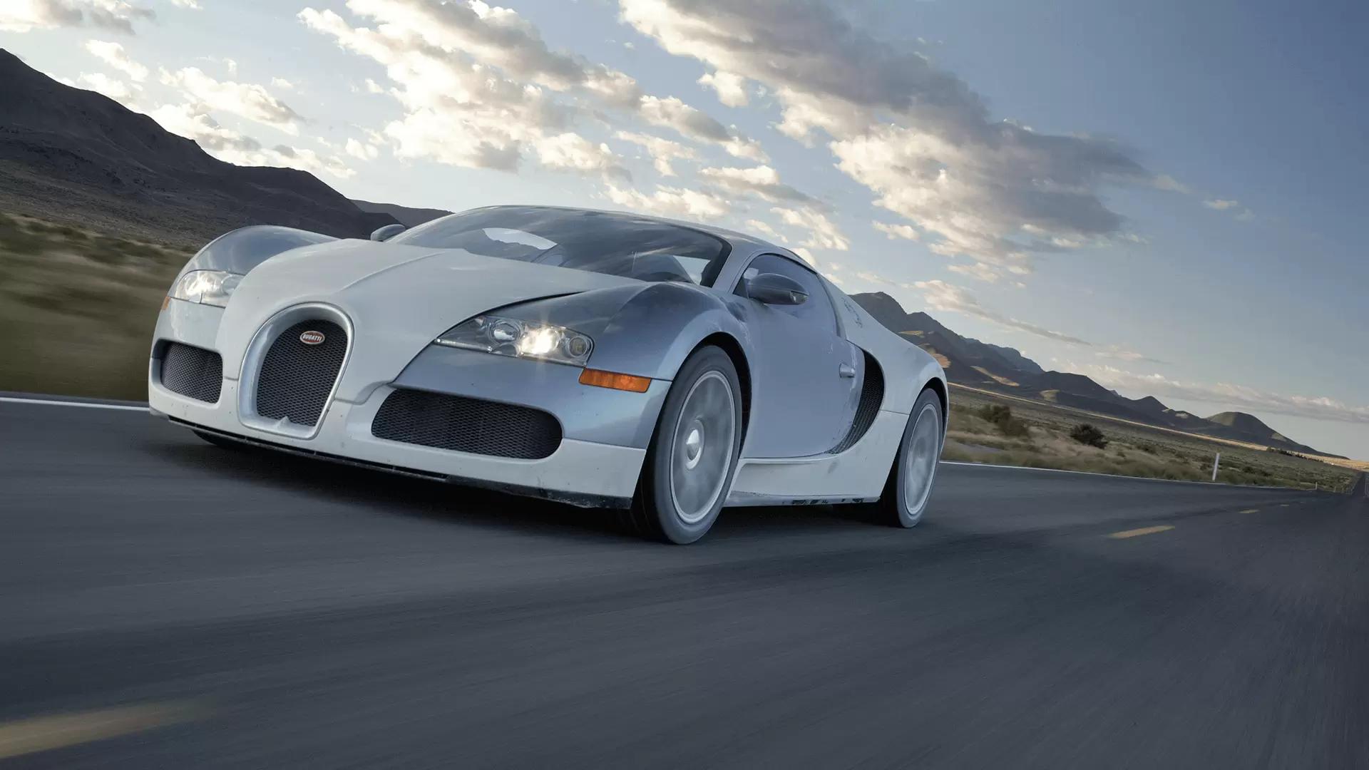Le 10 auto di serie più veloci al mondo.