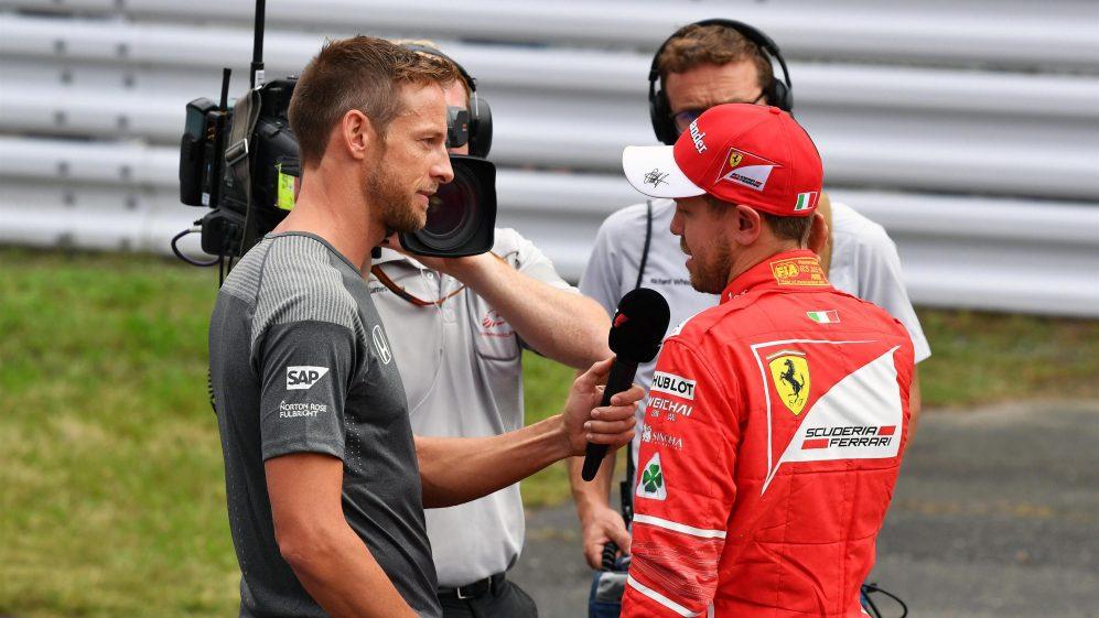 """Jenson Button torna in F1 come """"Senior Advisor"""" per la Williams."""