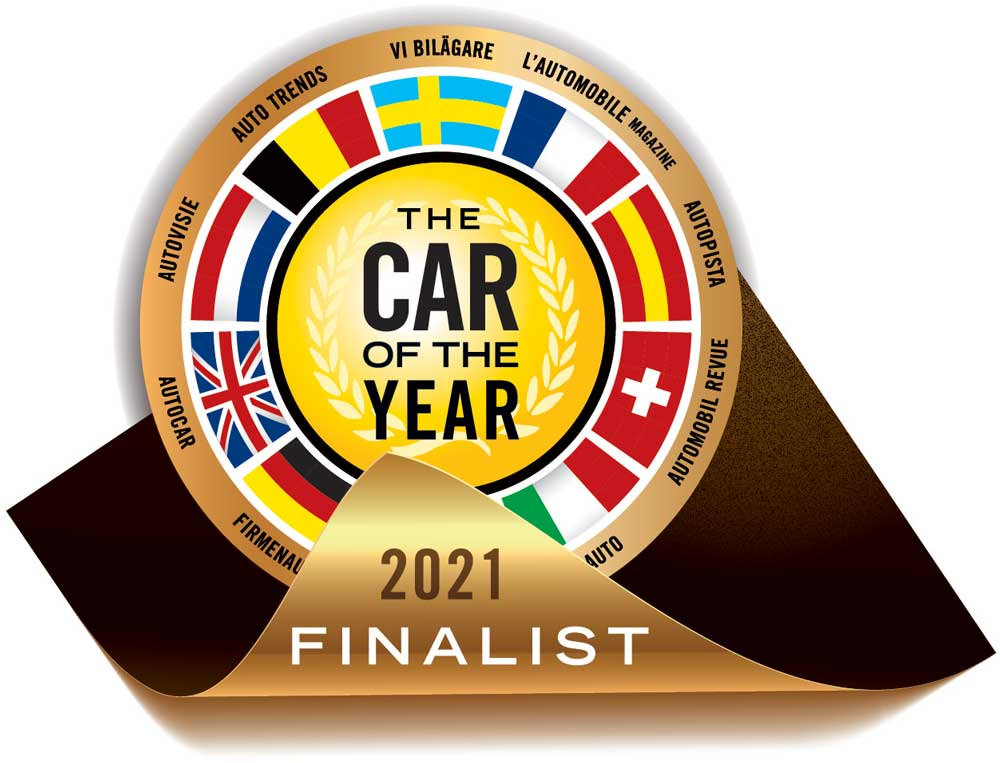 Car of the Year: ecco le sette finaliste.