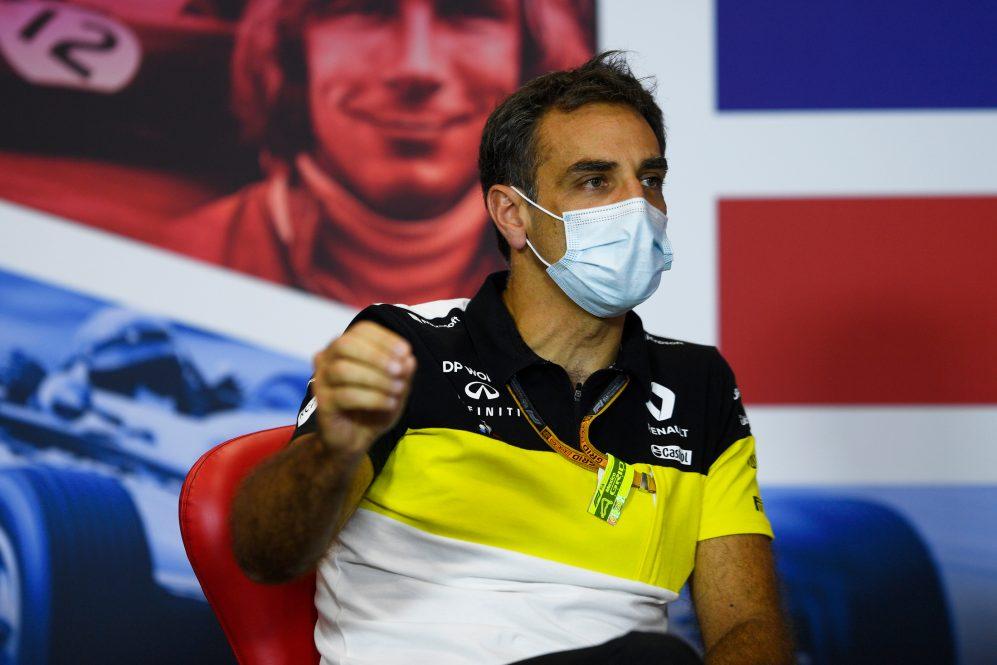 CLAMOROSO! Cyril Abiteboul lascia la Renault.