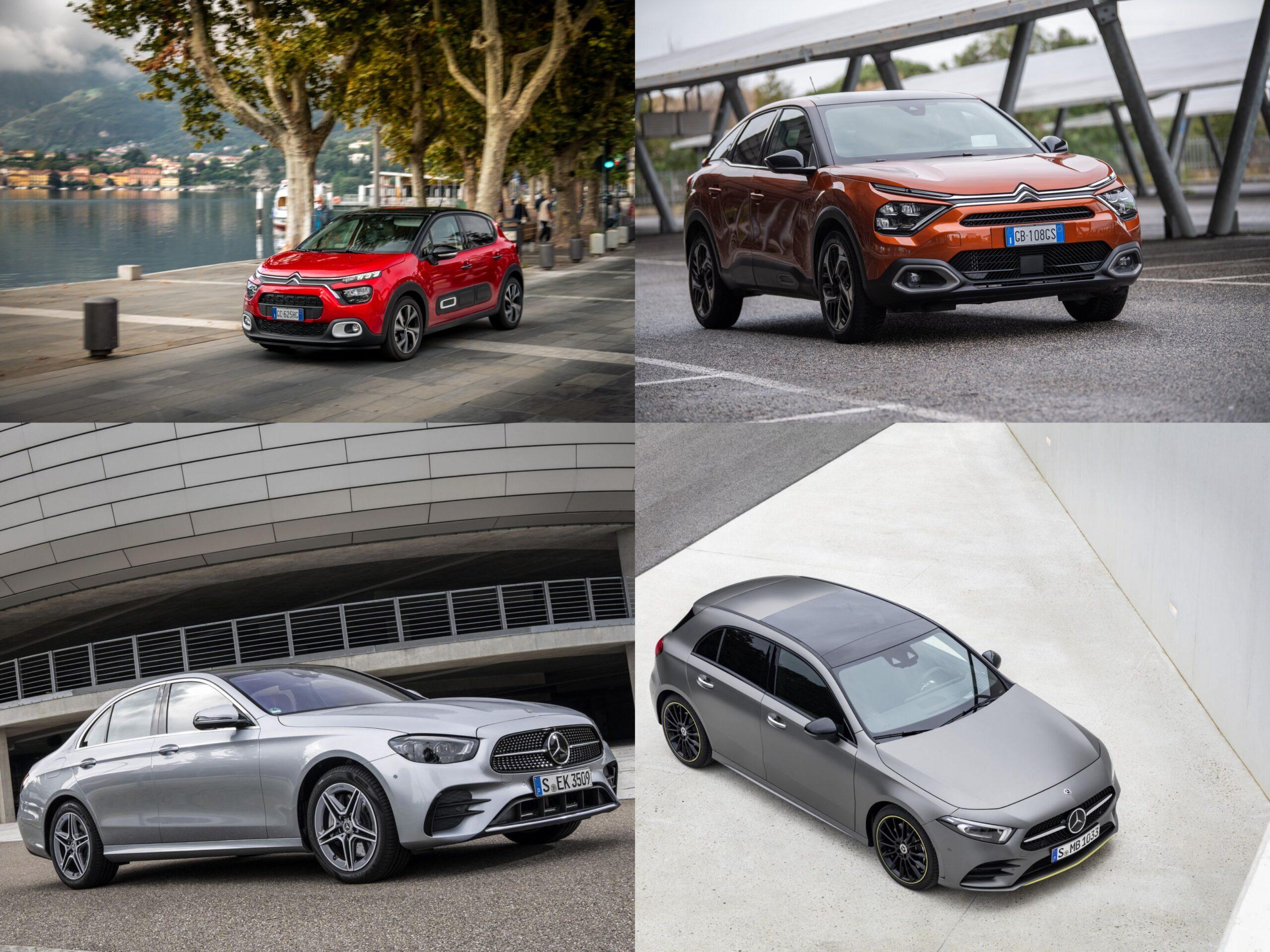 Auto Diesel che consumano meno. Classifica 2021.