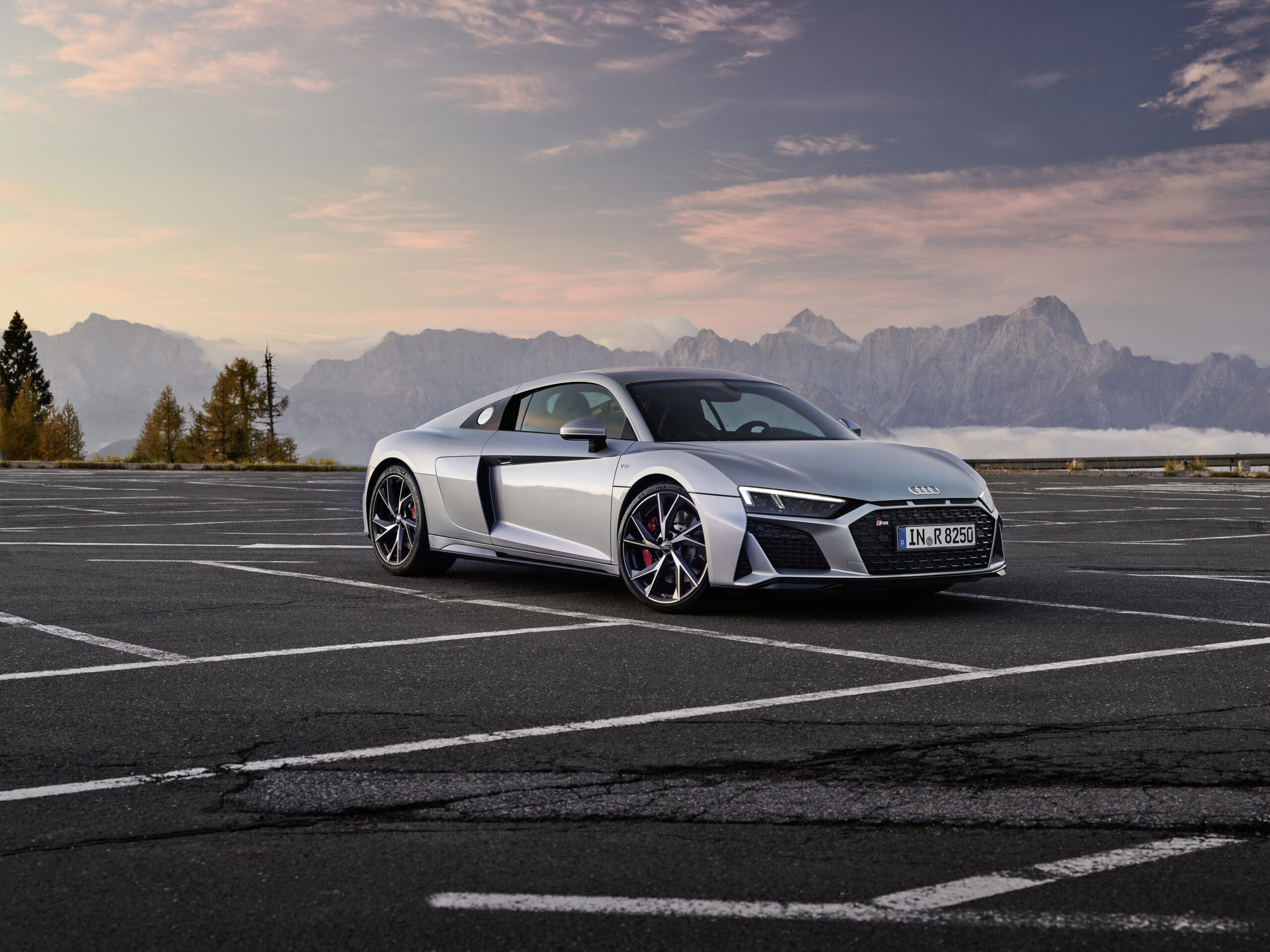 AUDI R8 COUPE'