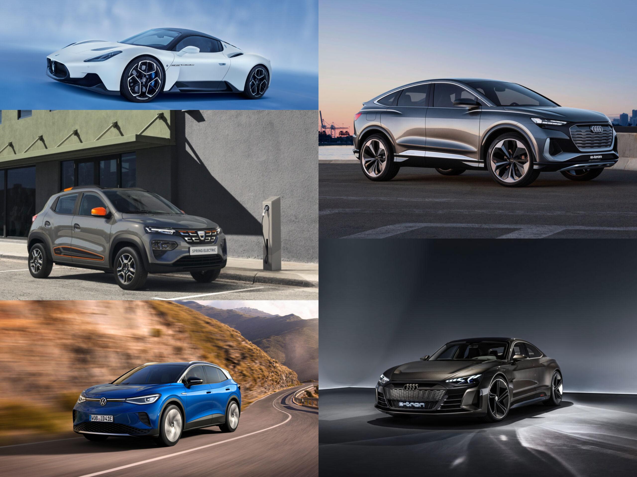 Le auto più attese del 2021.