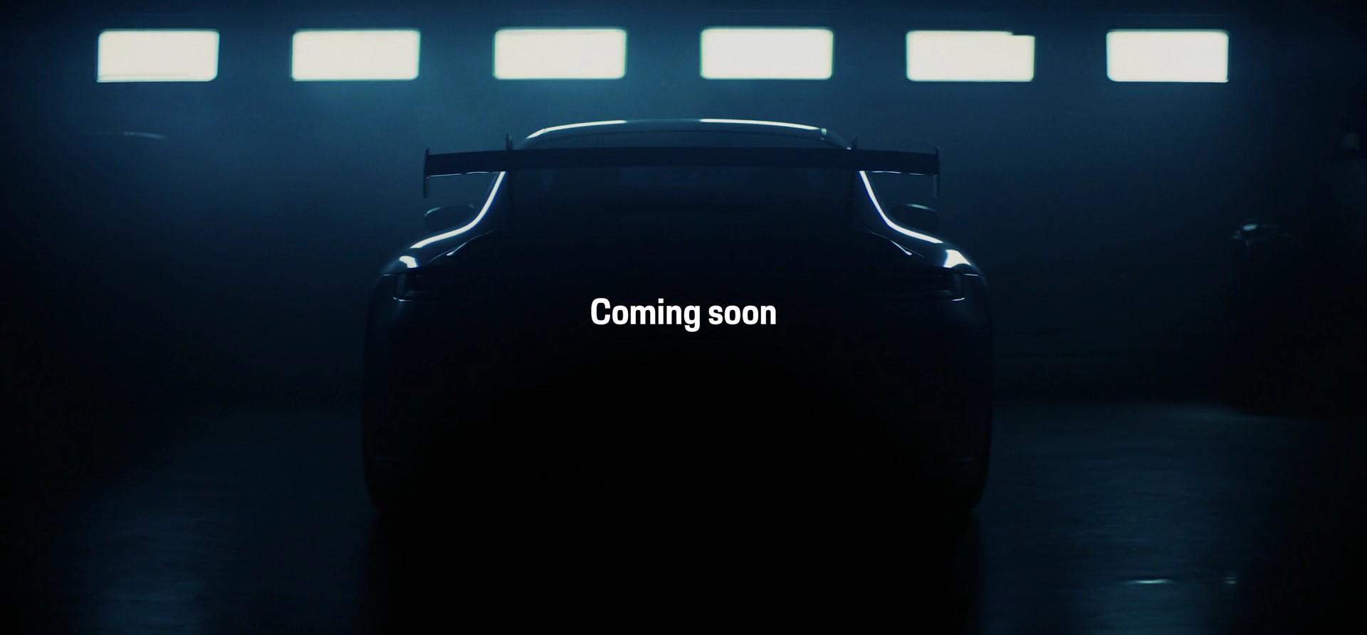 Porsche 911 (992) GT: tra pochi giorni la presentazione.