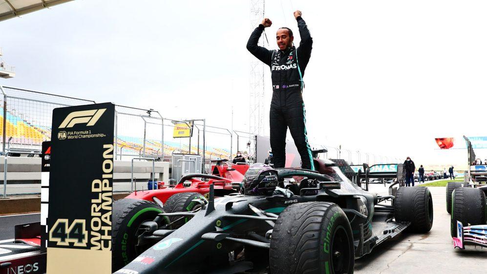 5 record di F1 che possono essere battuti nel 2021.