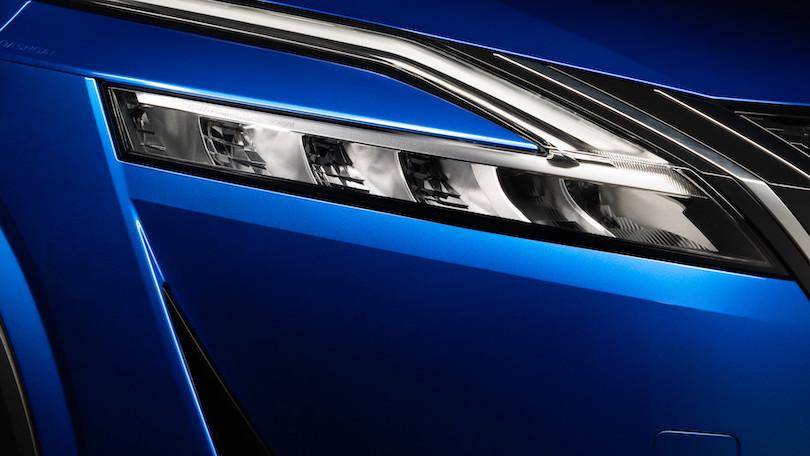 Nuovo Nissan Qashqai: il debutto si avvicina.