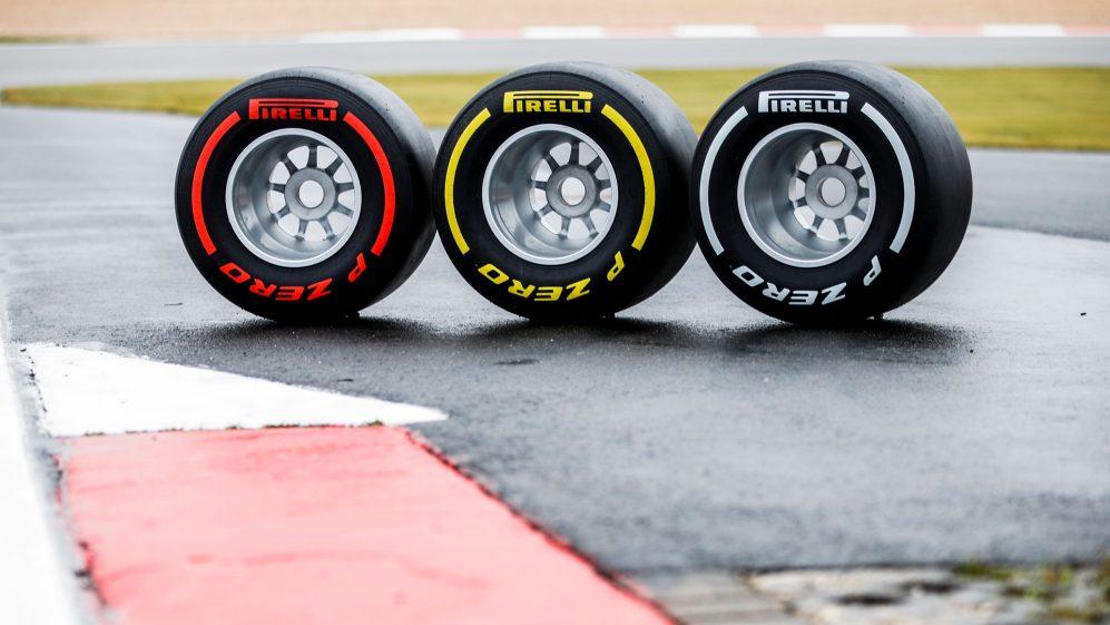 Pirelli svela le mescole per la stagione di F1 2021.