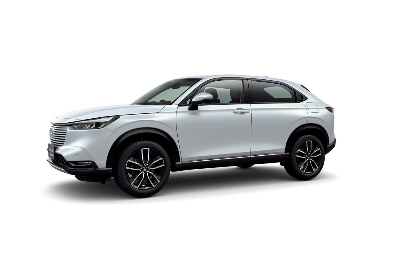 Honda HR-V e:HEV, svelato il SUV giapponese.