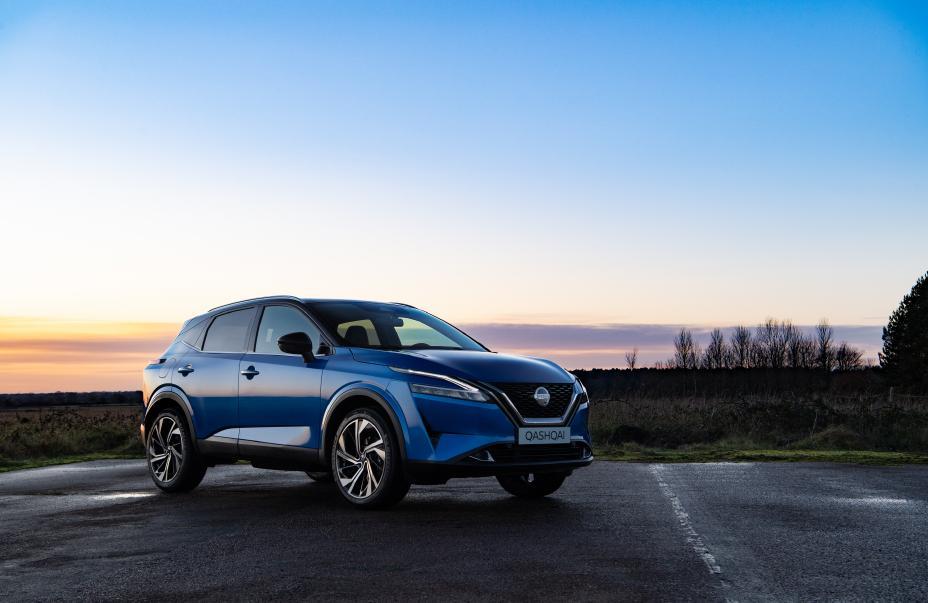 Nuova Nissan Qashqai: svelata la terza generazione.