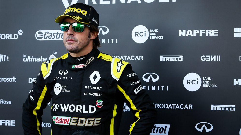 Alonso non sarà presente alla presentazione della nuova vettura.