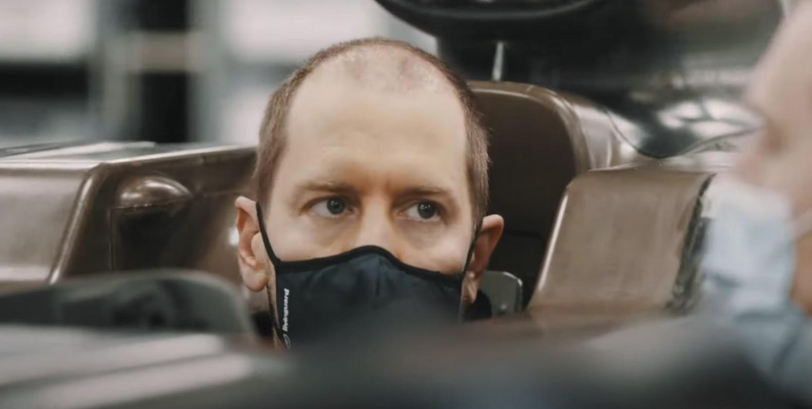 """Parliamo di… Il segreto """"svelato"""" di Vettel."""