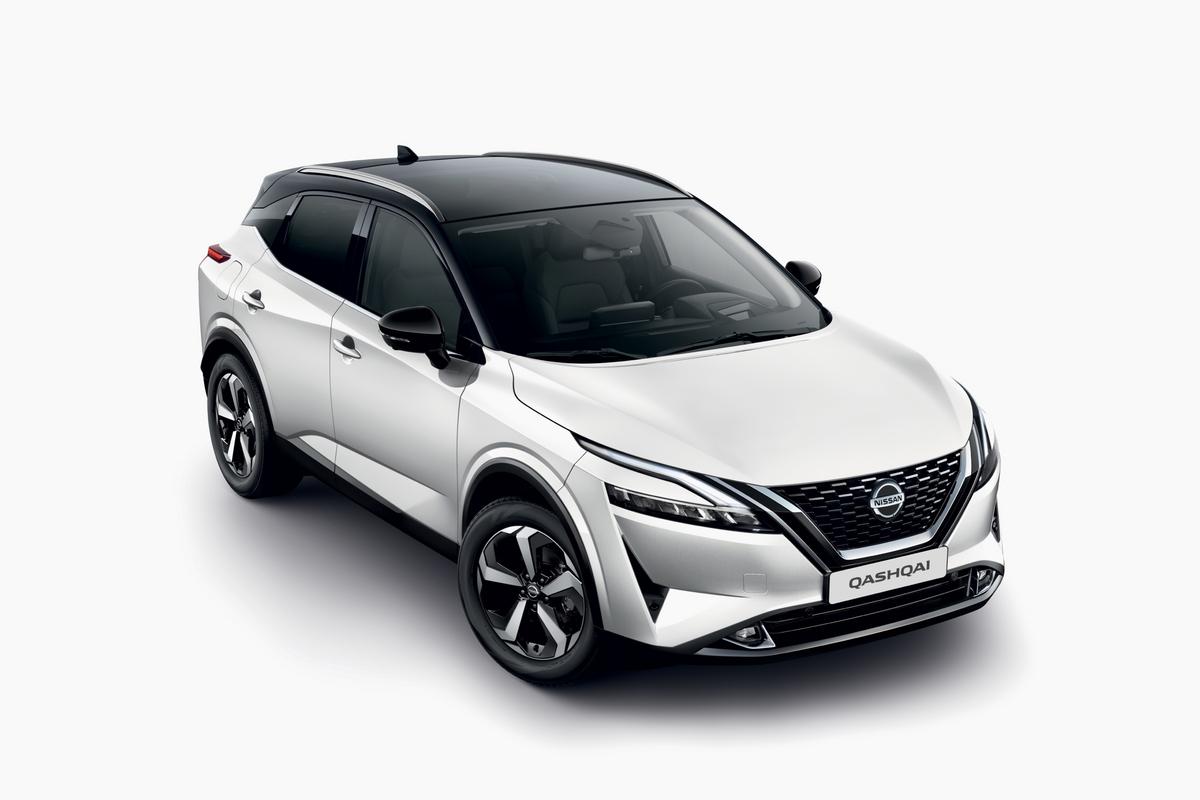Nuova Nissan Qashqai Premiere Edition, da oggi in vendita.