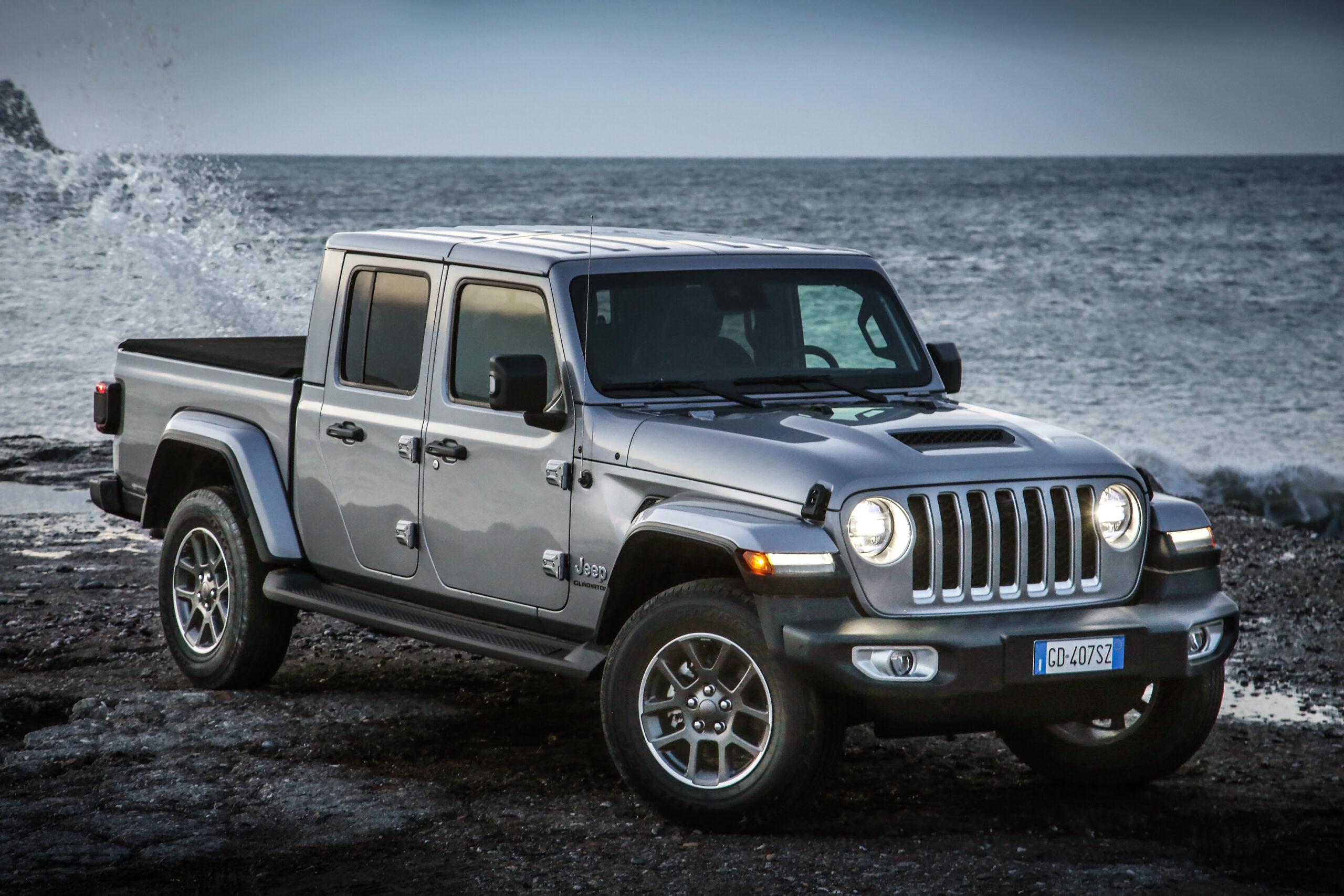 Nuova Jeep Gladiator: V6 da 264 CV.