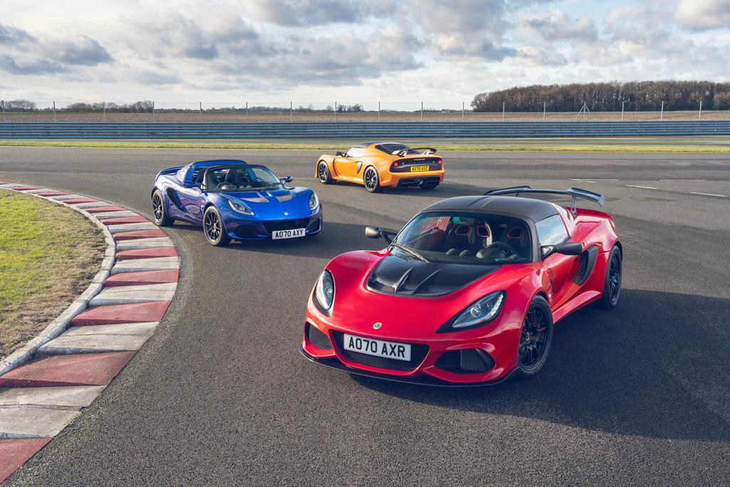 Lotus svela le Final Edition della Elise e della Exige.