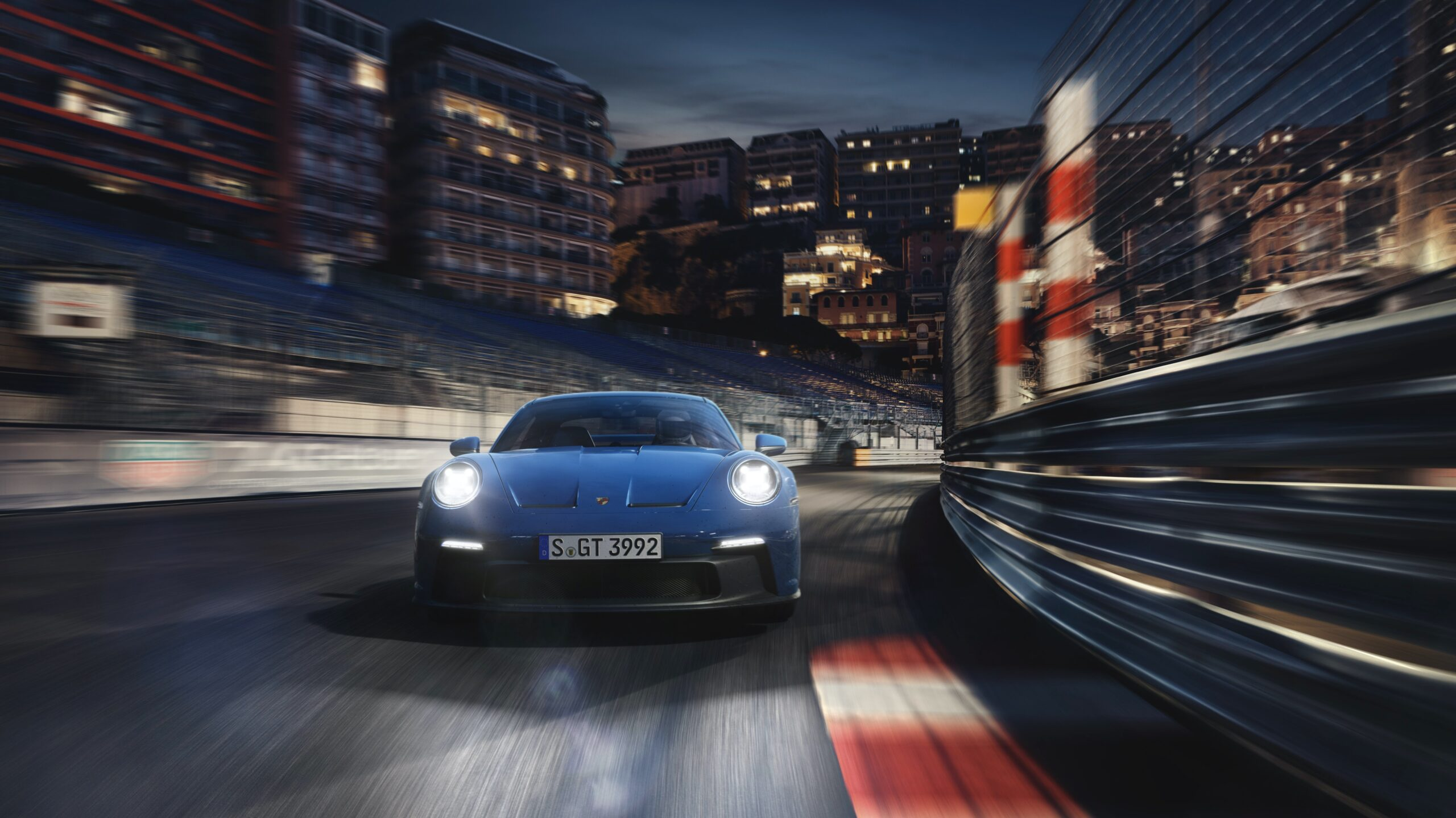 Ecco svelata la nuova Porsche 911 GT3.