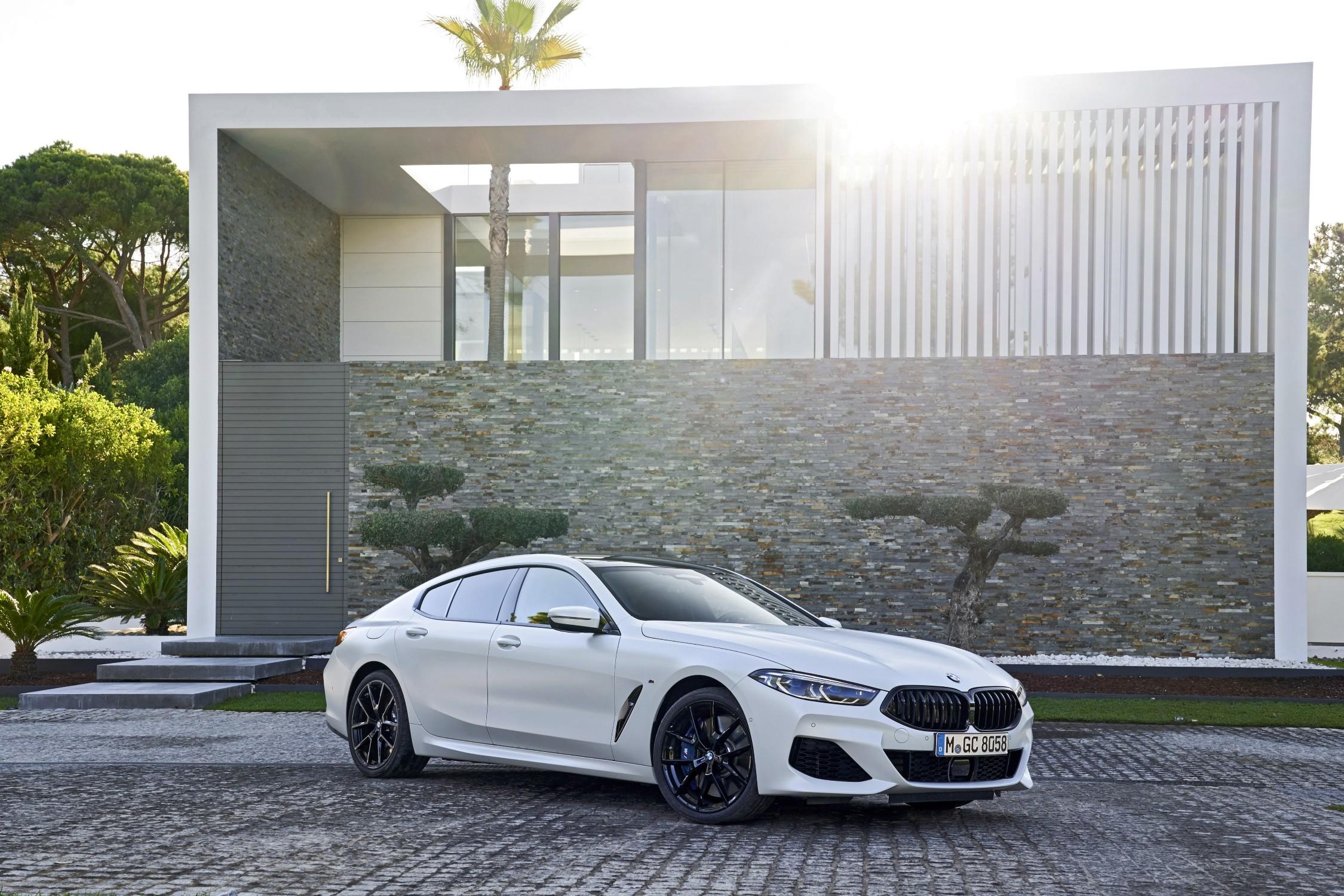 BMW SERIE 8 GRAN COUPE'