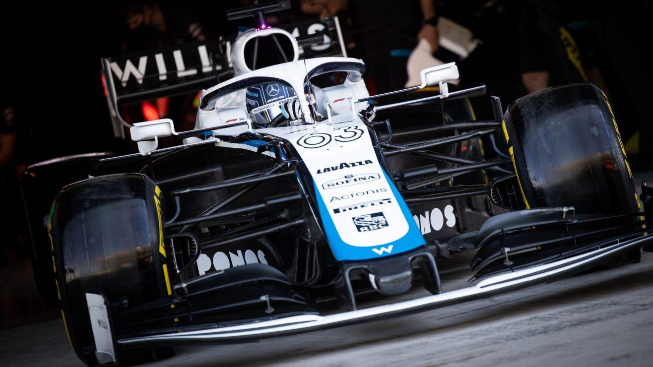 Williams annuncia la data di lancio della monoposto 2021.