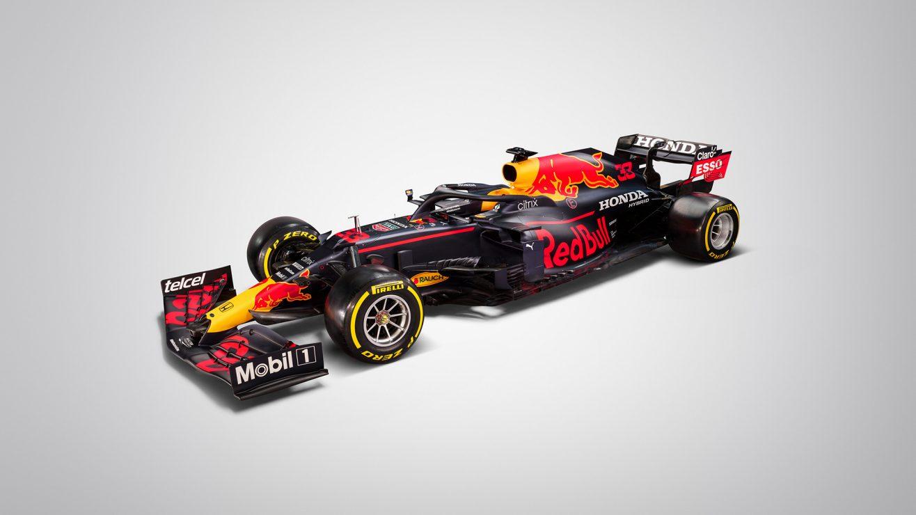 Red Bull presenta la nuova monoposto, la RB16B.