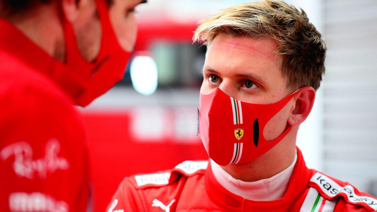 """Binotto:"""" Utilizziamo la Haas per valutare Schumacher."""""""