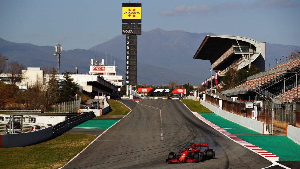 Test pre-stagionali di F1: dove e quando vederli.