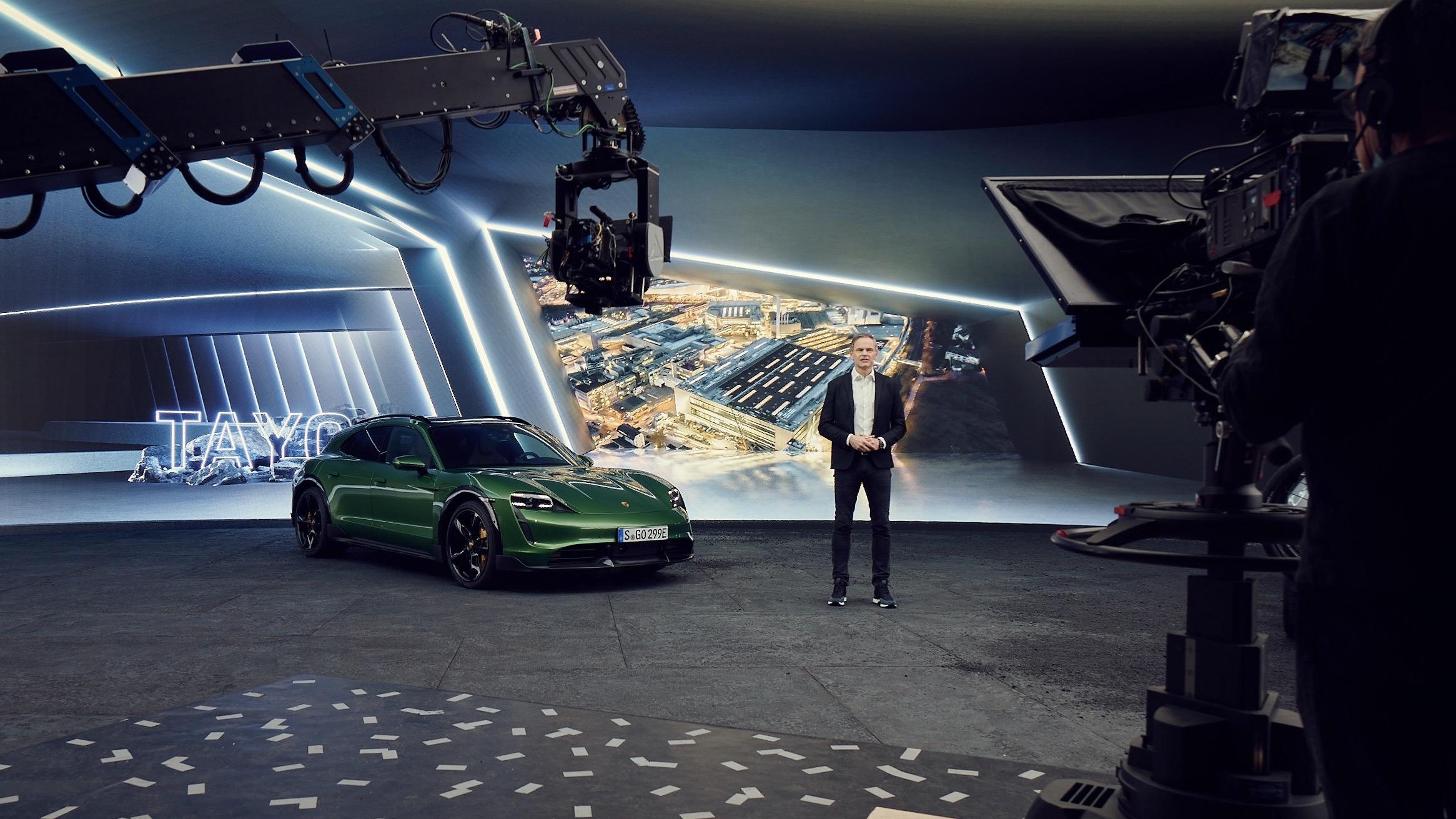 Porsche sarà carbon neutral nel 2030.