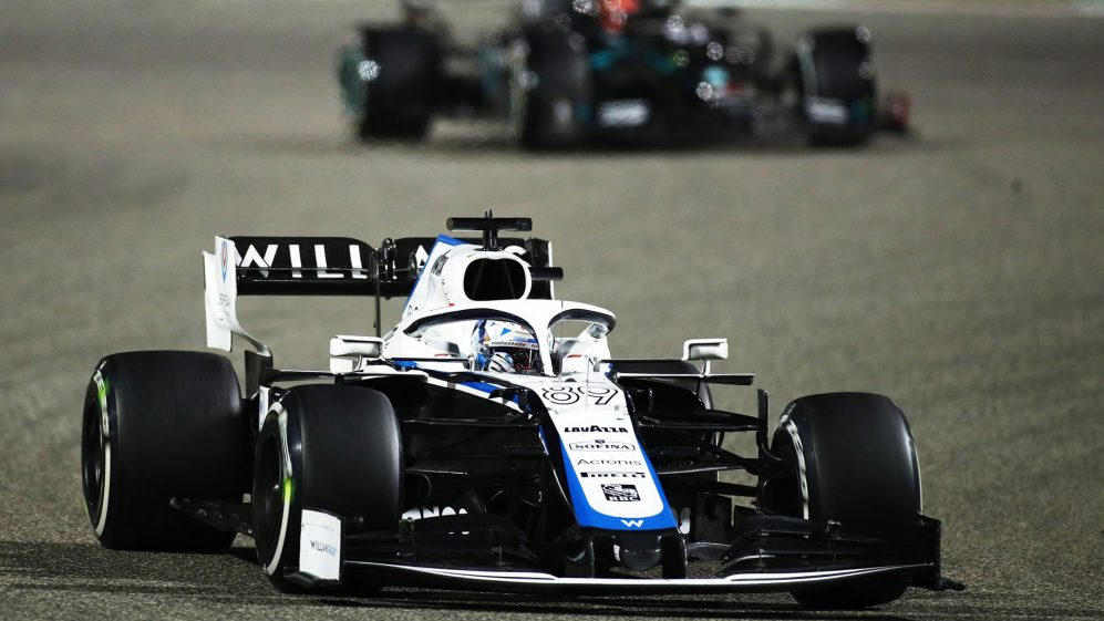 Jack Aitken rimane pilota di riserva della Williams.