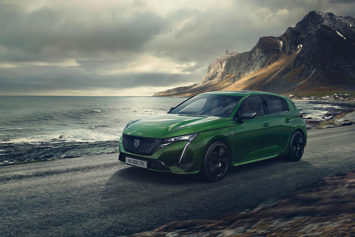 Nuova Peugeot 308 2021, anche Plug-in Hybrid: tutti i dettagli.