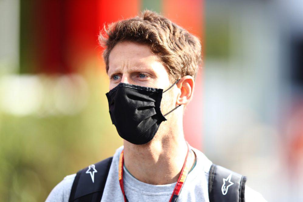 Grosjean torna in Haas ma non come pilota.