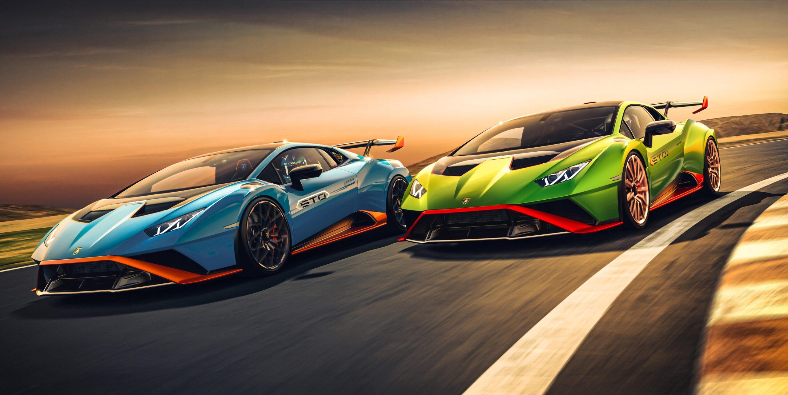 In arrivo due nuovi modelli Lamborghini con il V12.