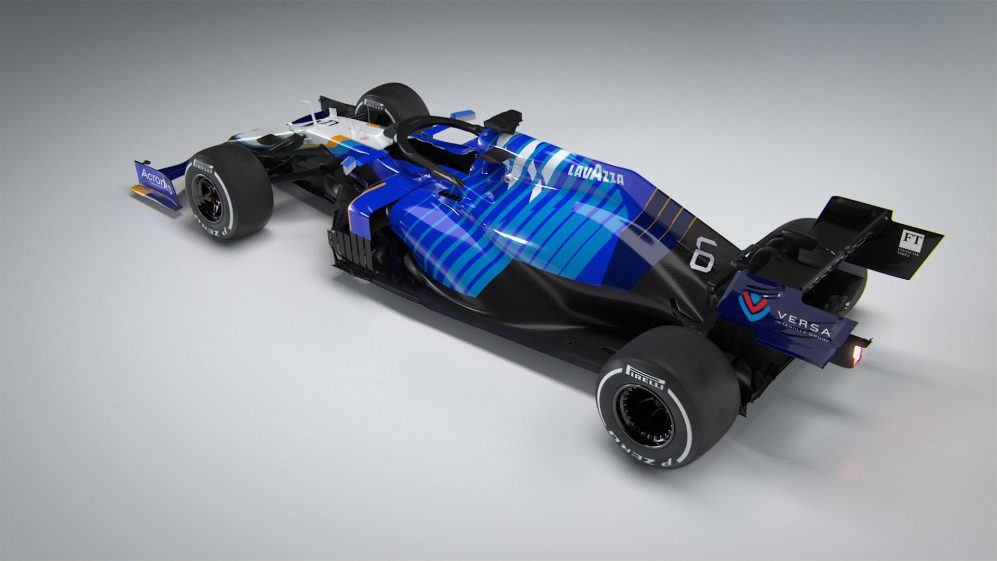 Demaison si trasferisce alla Williams Racing.