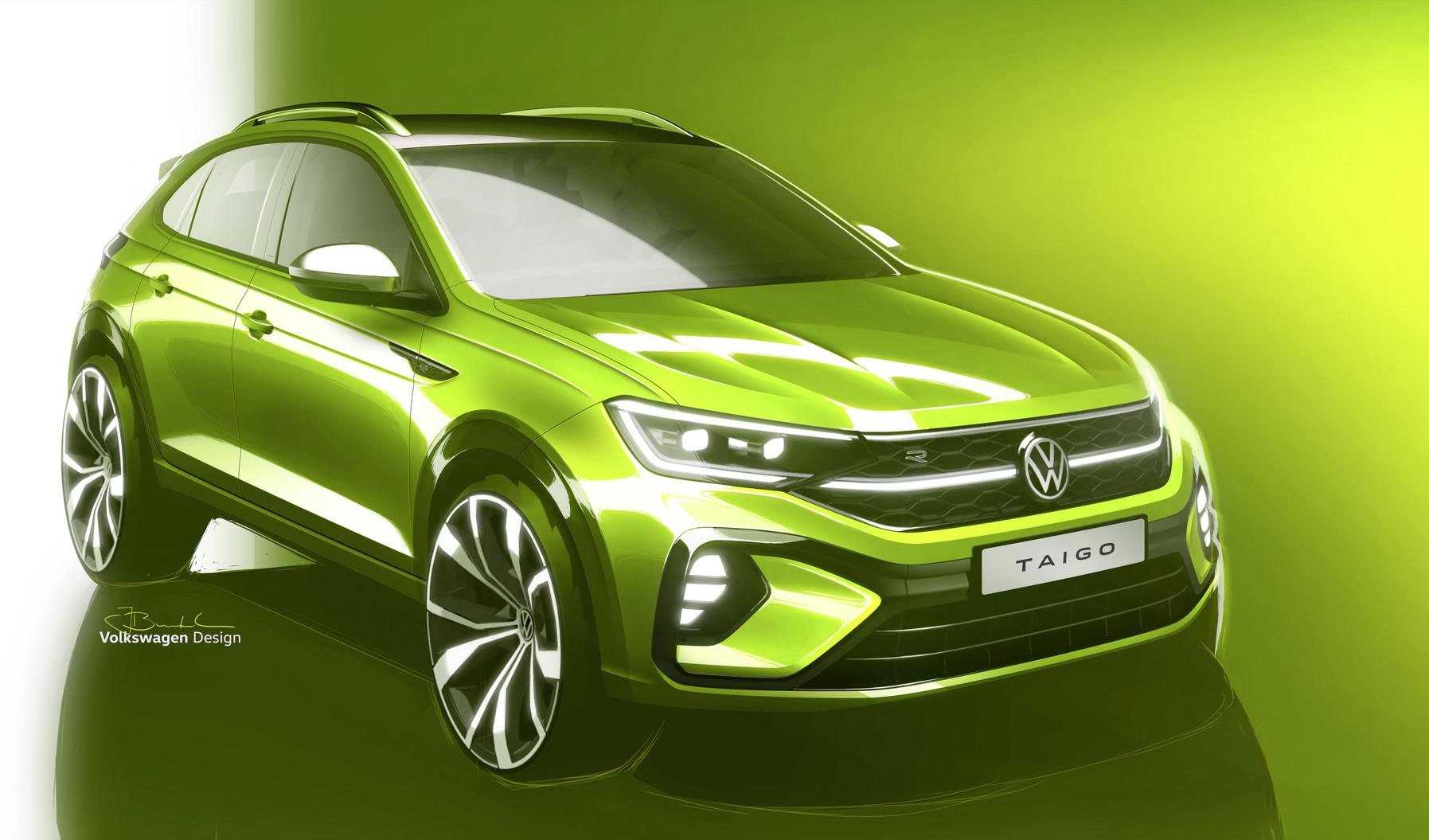 Volkswagen Taigo in arrivo. Tutto quello che sappiamo.