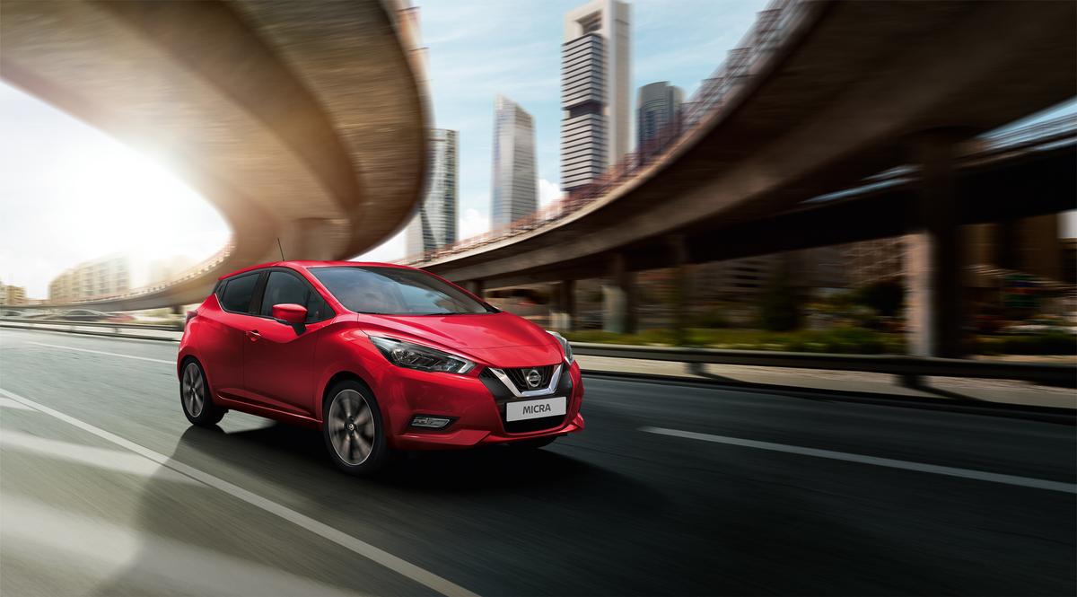 Nuova Nissan Micra, adesso anche GPL.