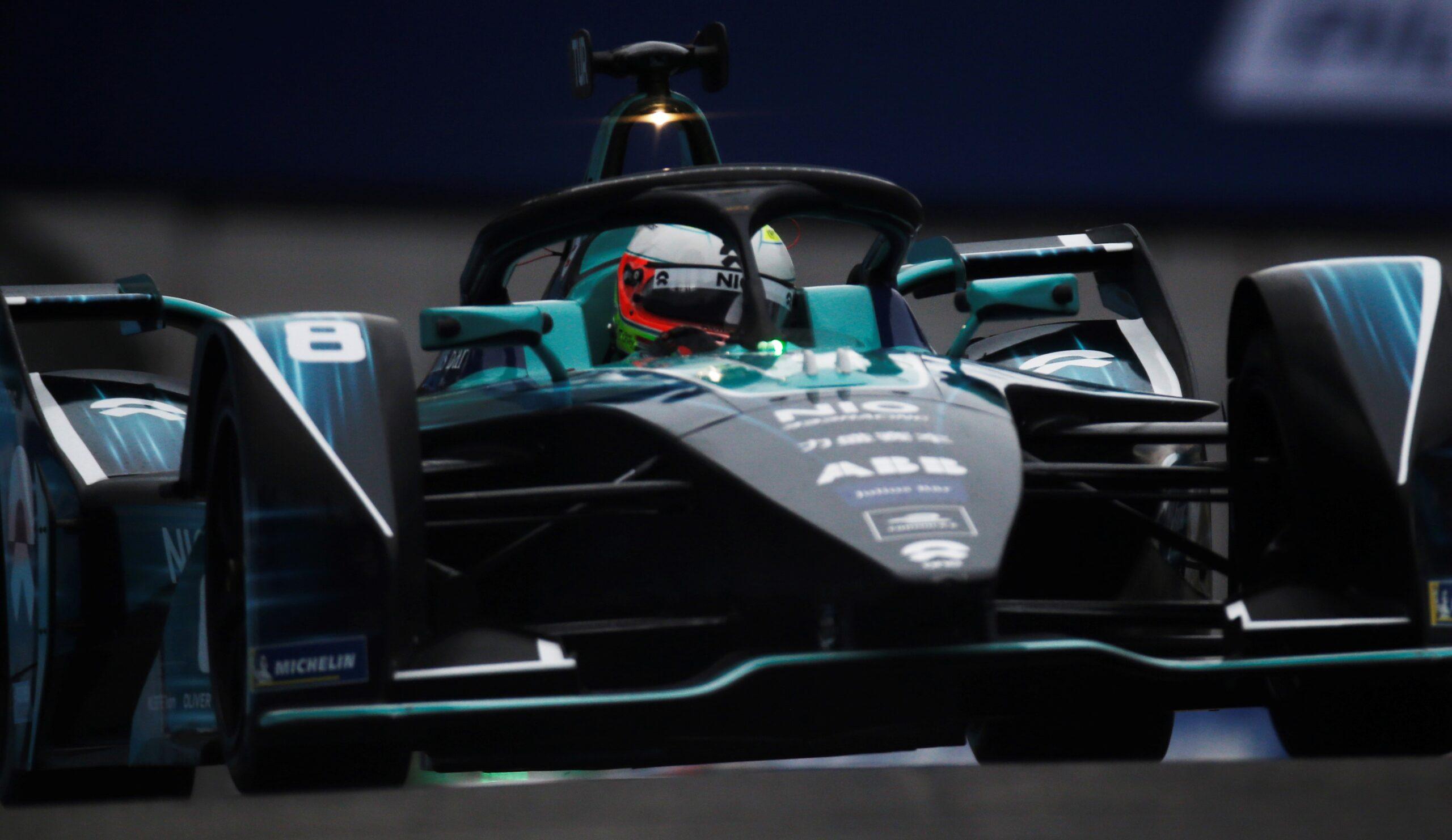 NIO 333 Racing correrà con le Gen3 in Formula E.