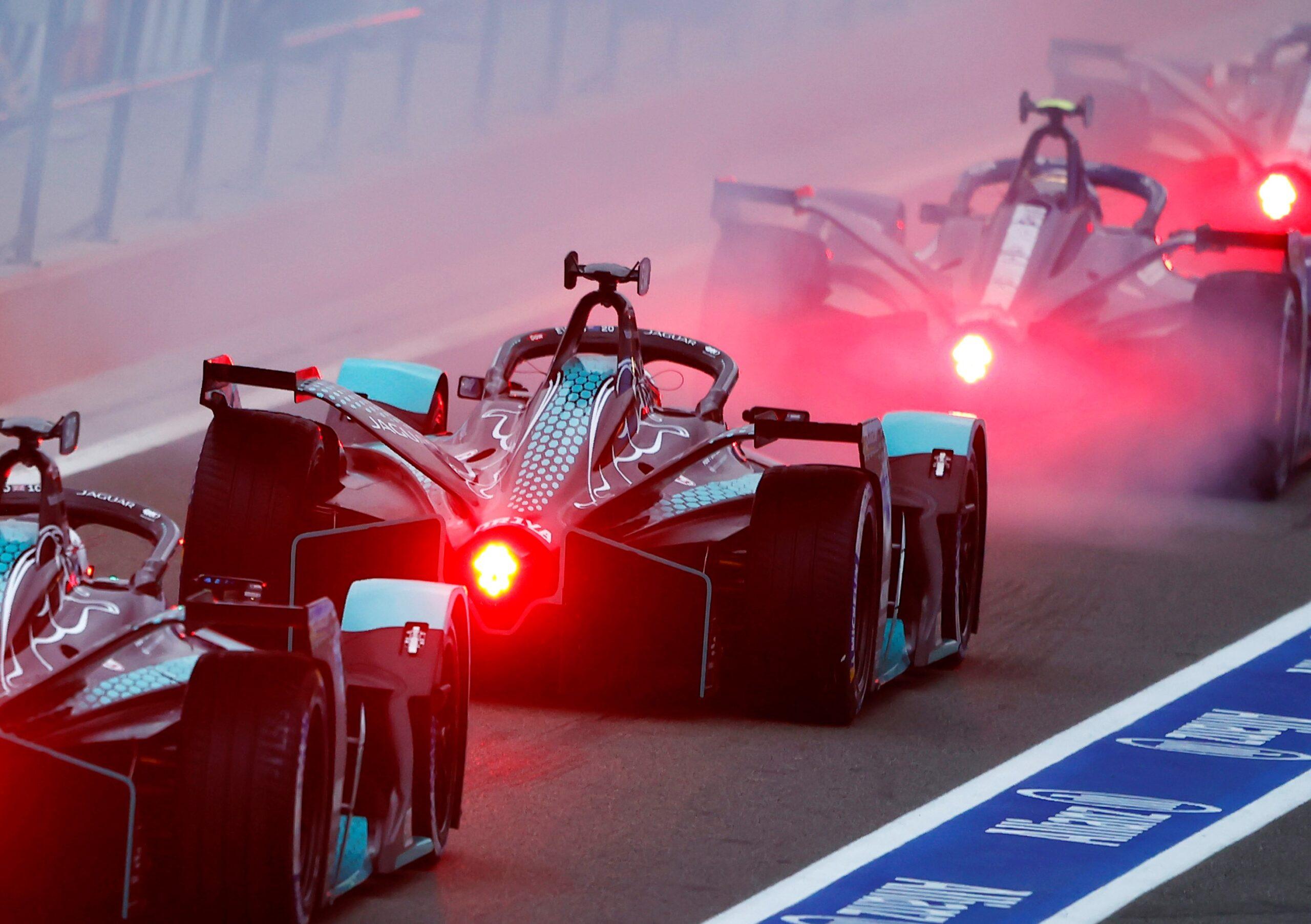Qualifiche E-Prix di Valencia (Round 6) di Formula E: Super Pole per Dennis, la sua prima in Formula E.