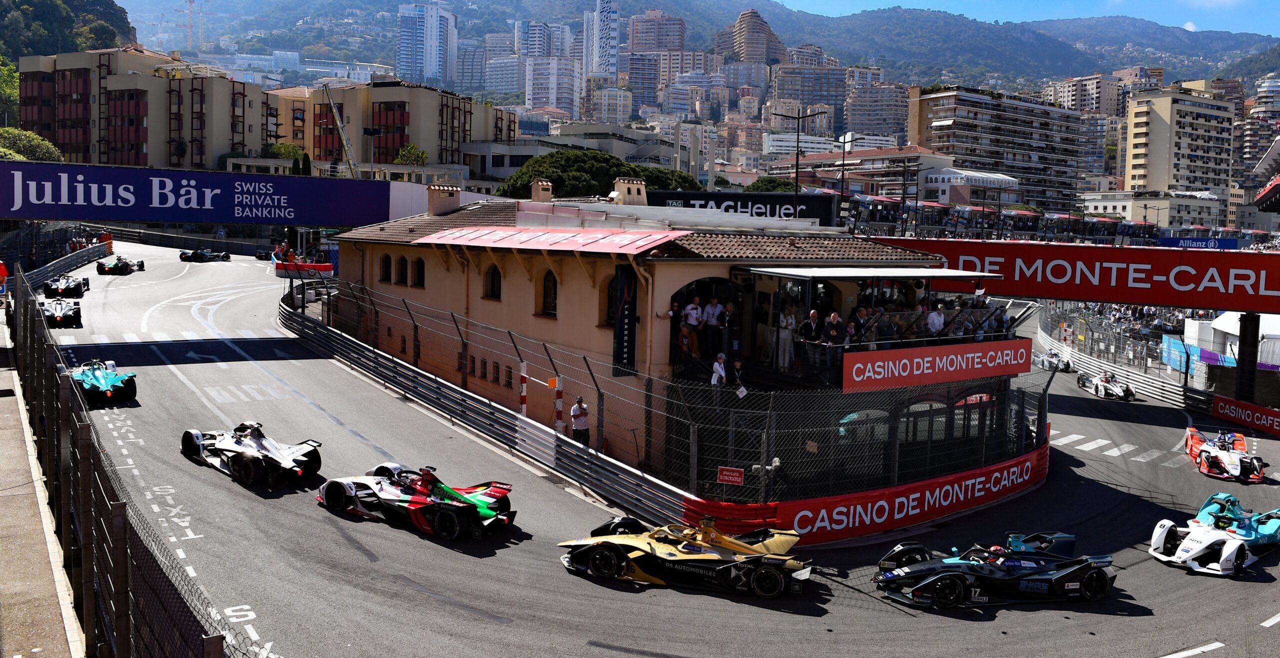 Formula E svela il nuovo tracciato del circuito del Monaco E-Prix.