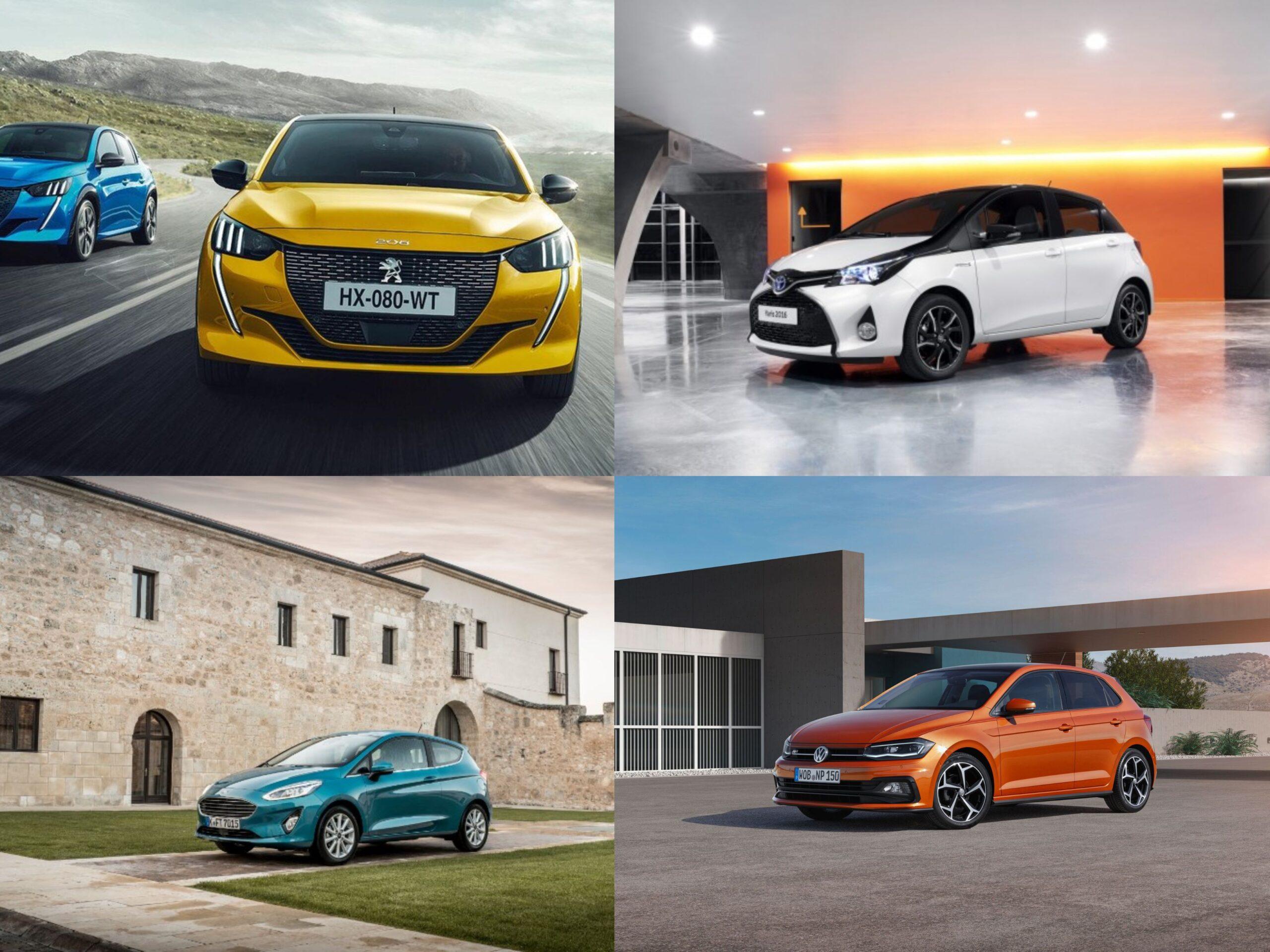 Le 5 migliori auto sotto i 20.000 euro.