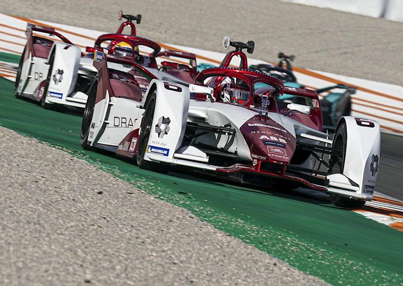 E-Prix di Valencia di Formula E: Orari e programmi.