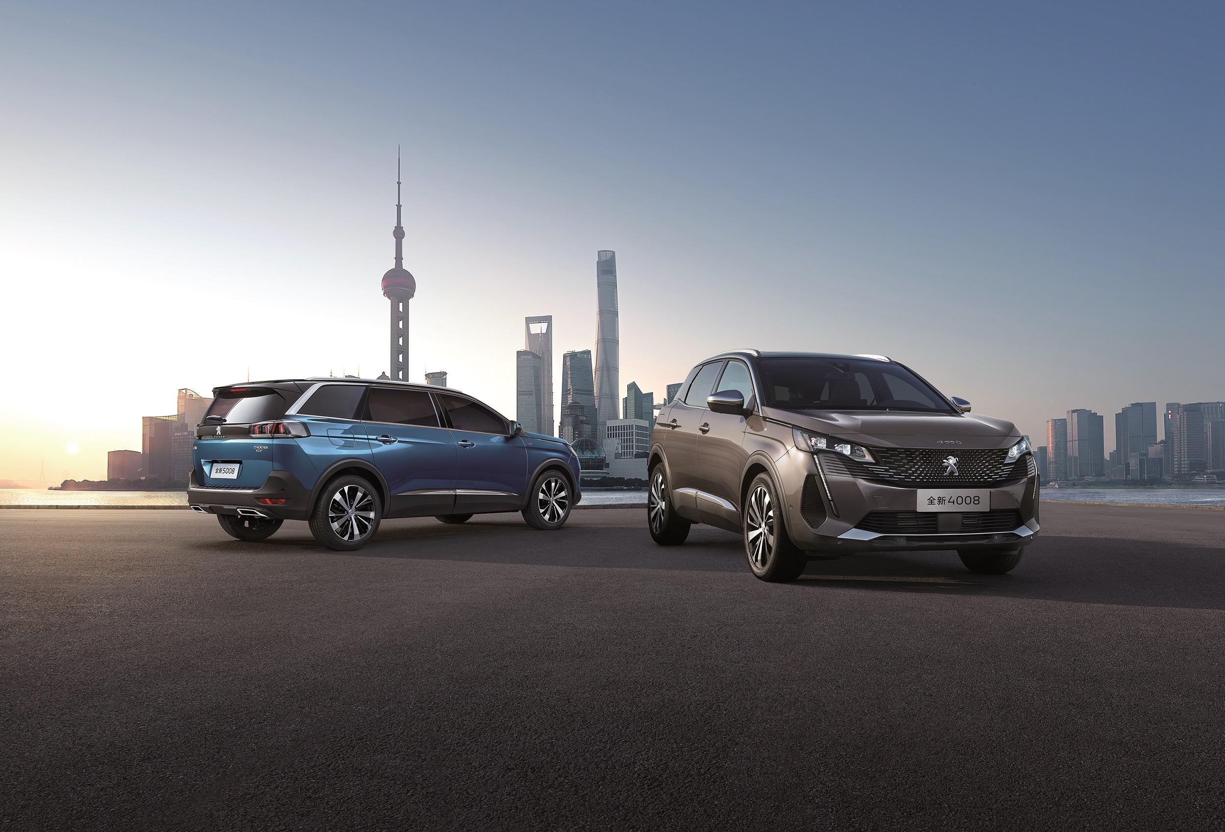 Presentato nuovi SUV Peugeot: tutte le informazioni.