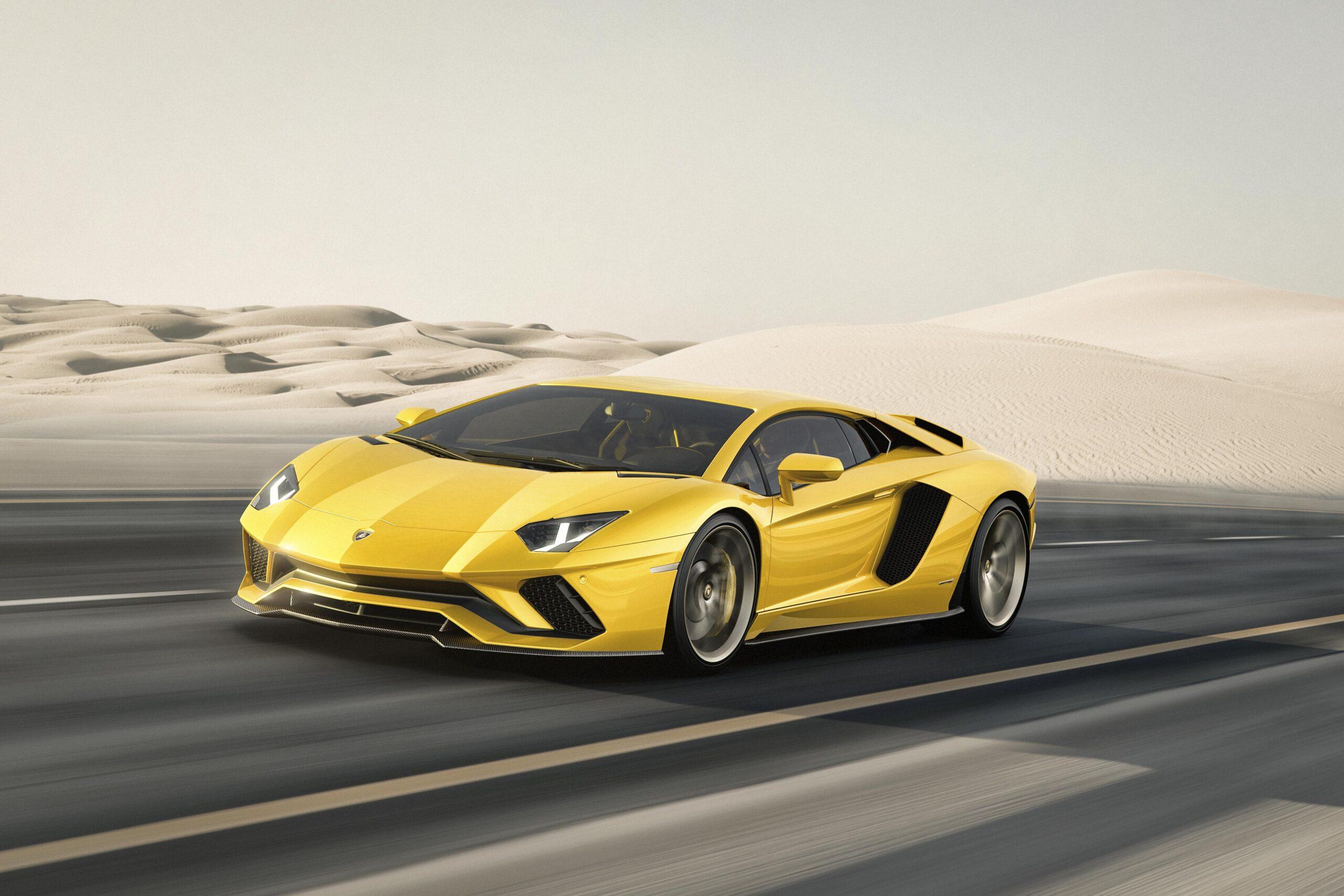 Quanto costa mantenere una Lamborghini Aventador?