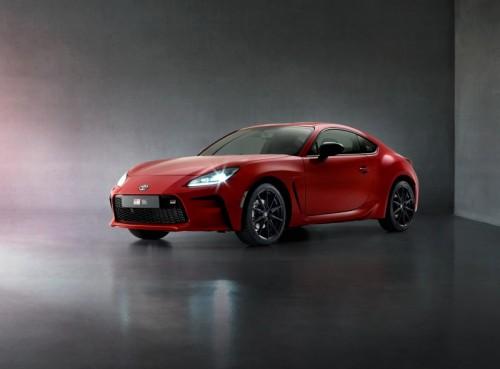 Presentata la nuova Toyota GR86: tutte le informazioni.