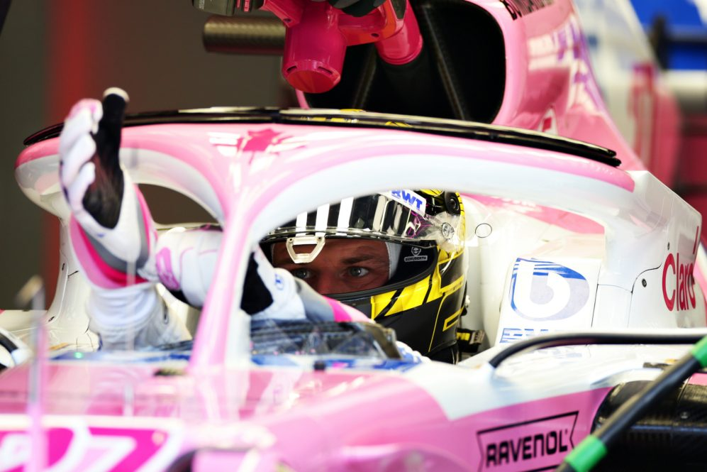 Hulkenberg diventa pilota di riserva in F1 dell'Aston Martin.