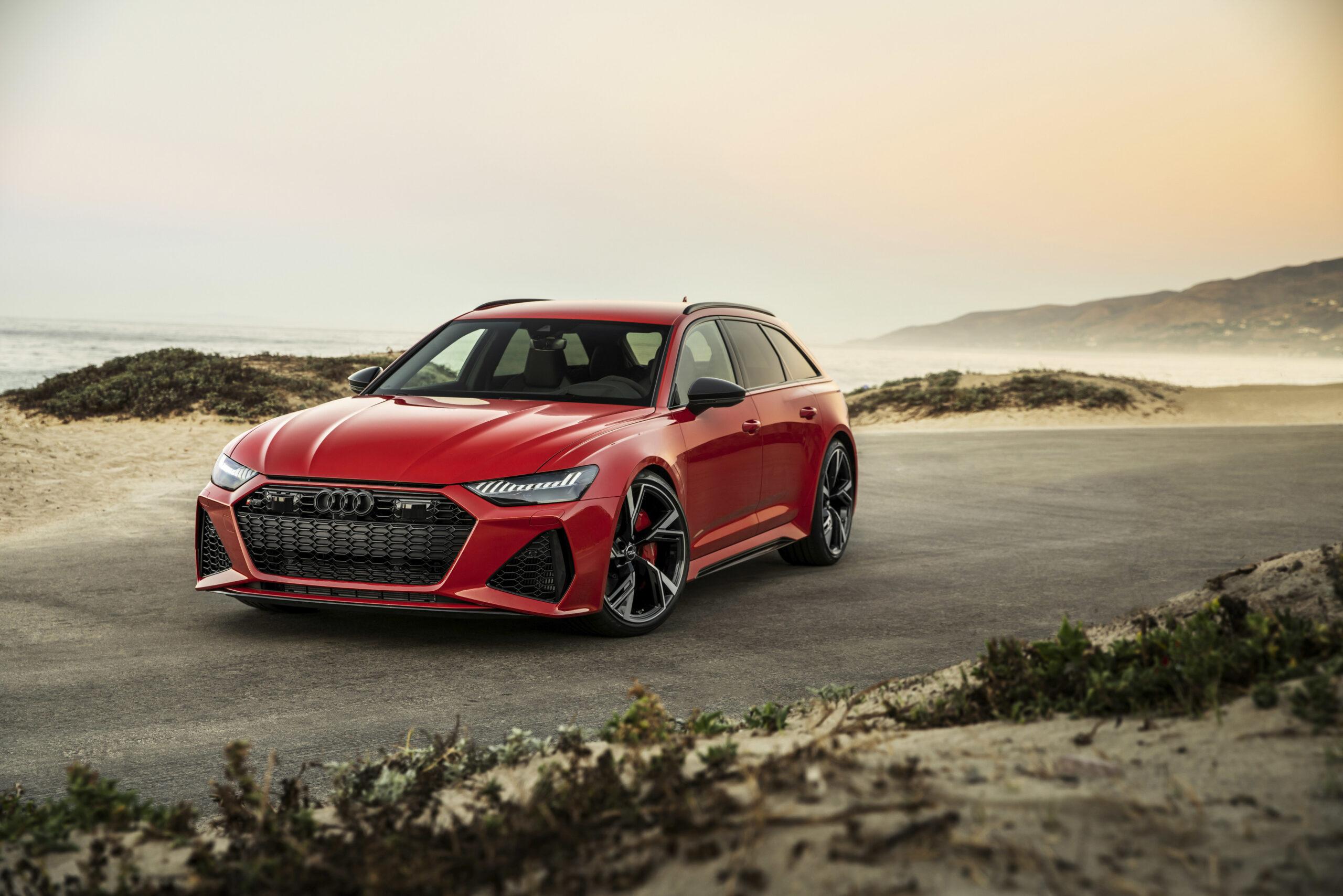 Quanto costa mantenere un'Audi RS6?