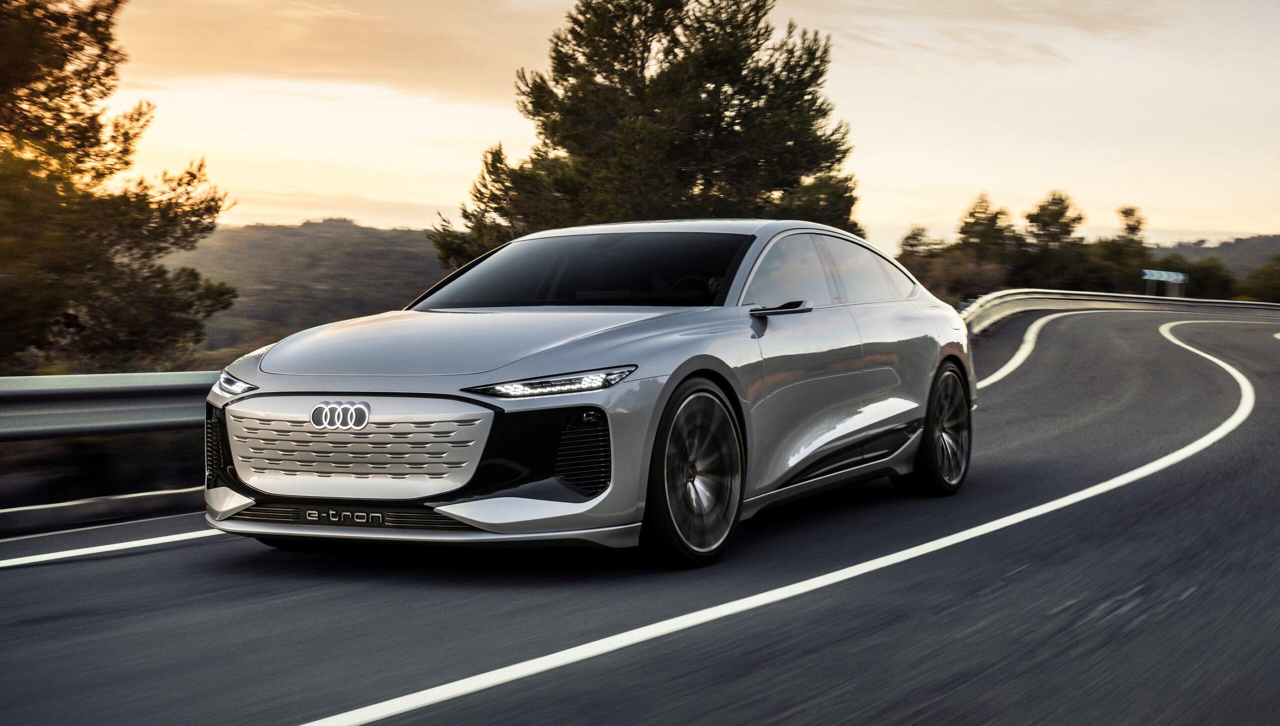 Audi A6 e-tron concept: oltre 700 Km di autonomia.