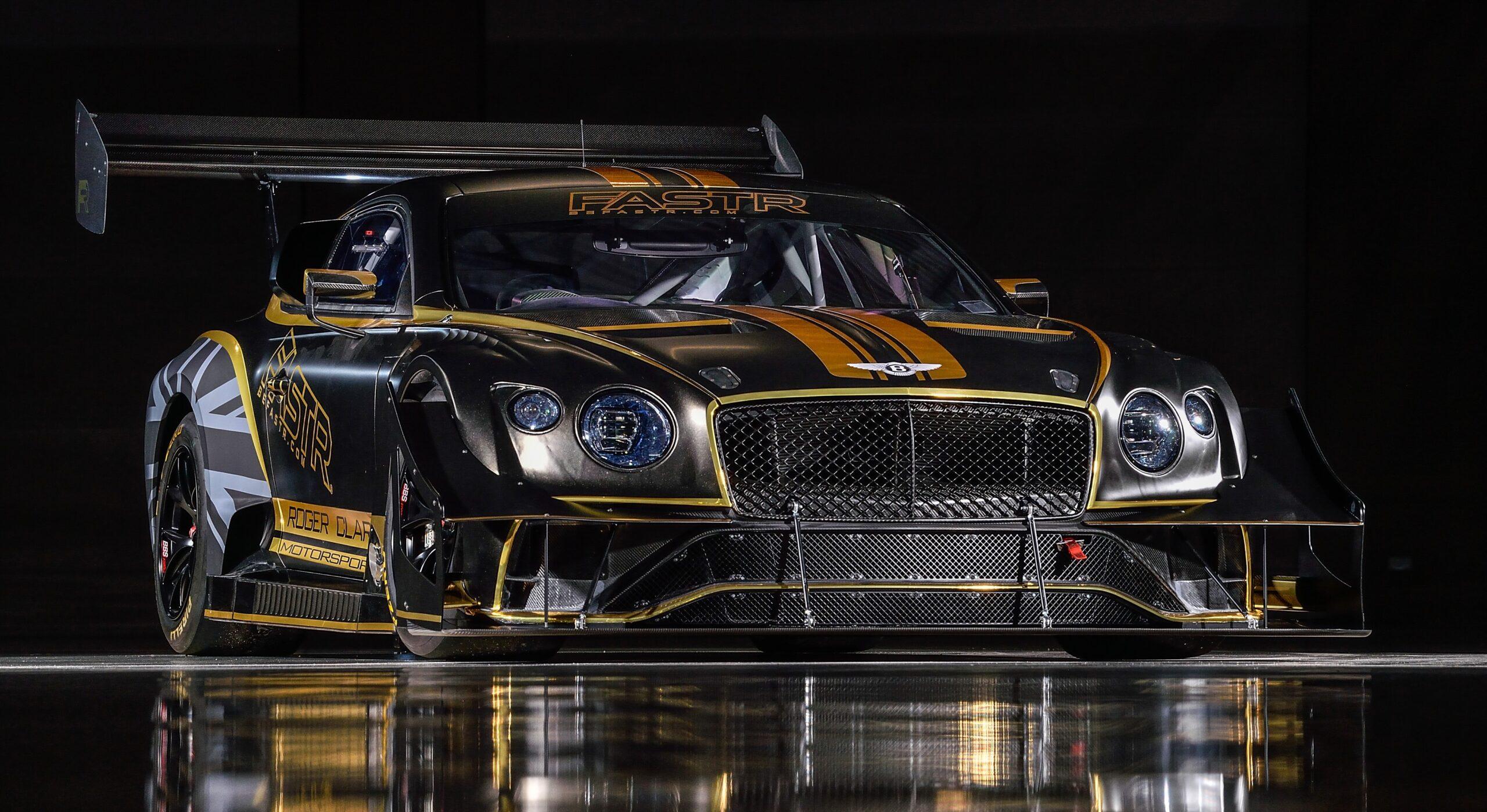 Bentley Continental GT3 per la Pikes Peak Racer: tutte le informazioni.