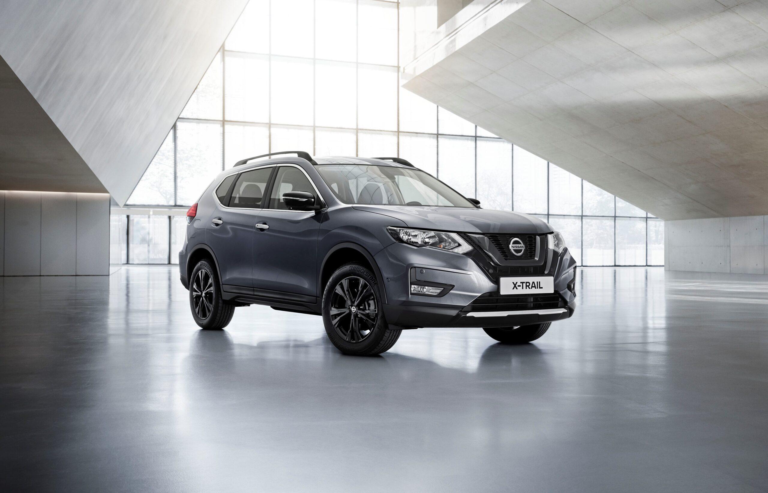 La nuova Nissan X-Trail debutterà nell'estate del 2022.