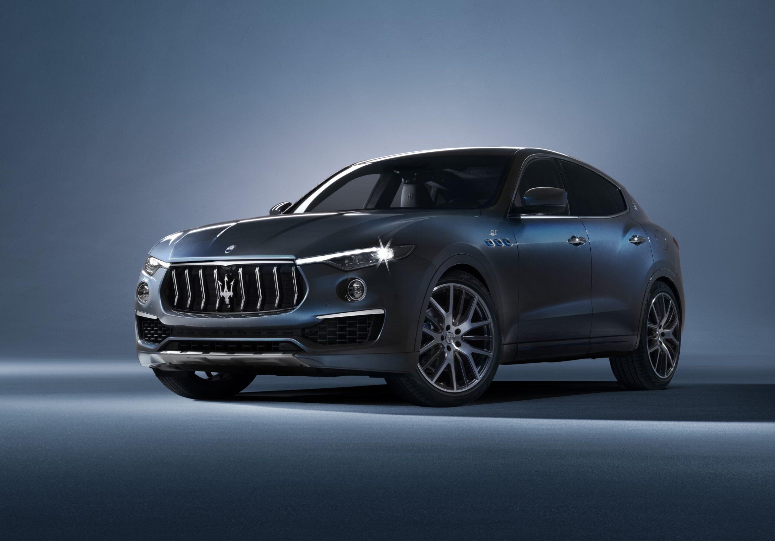 Nuova Maserati Levante Hybrid: tutte le informazioni sul SUV elettrificato.