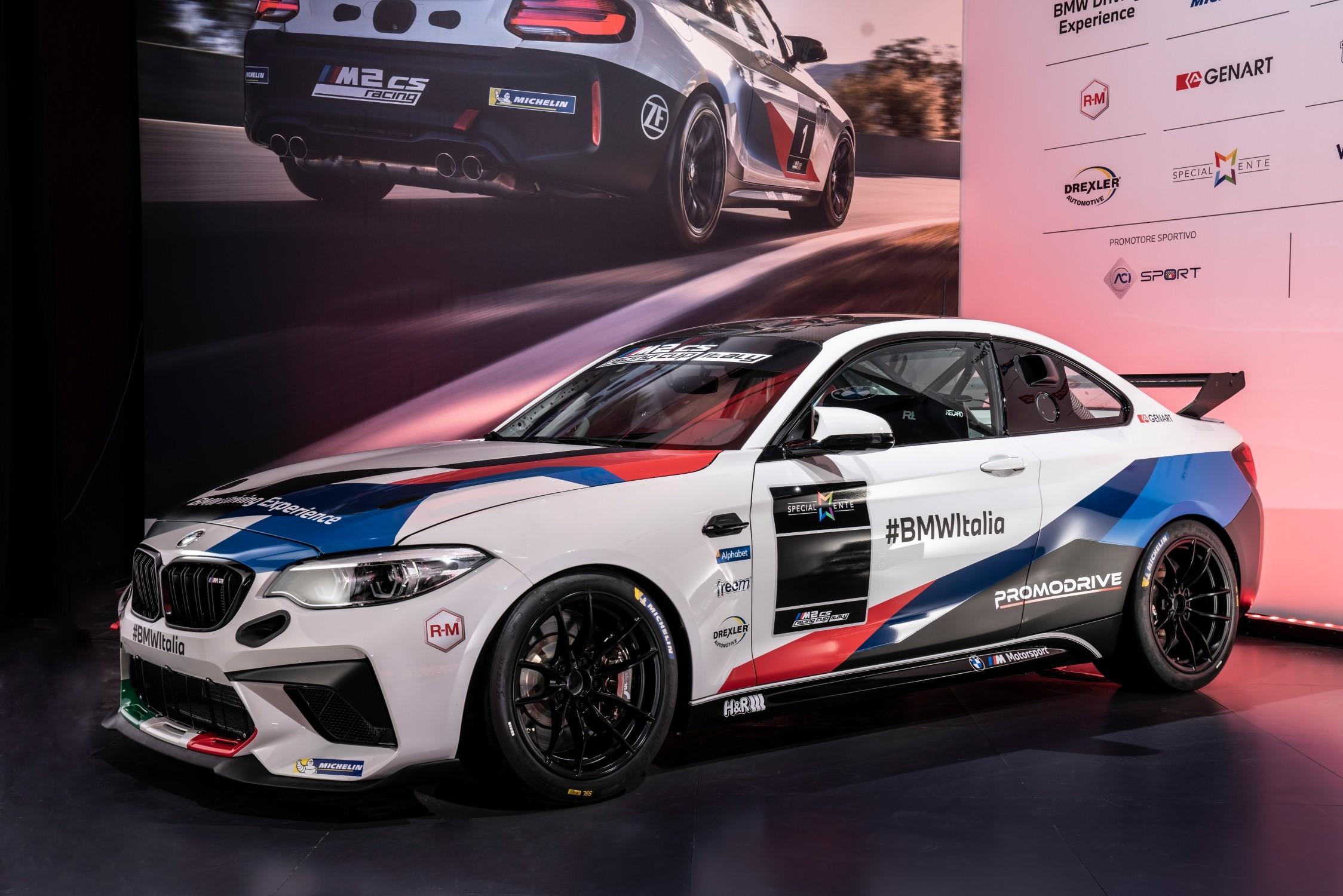BMW M2 CS Racing Cup: Il via alla prima stagione del campionato monomarca.