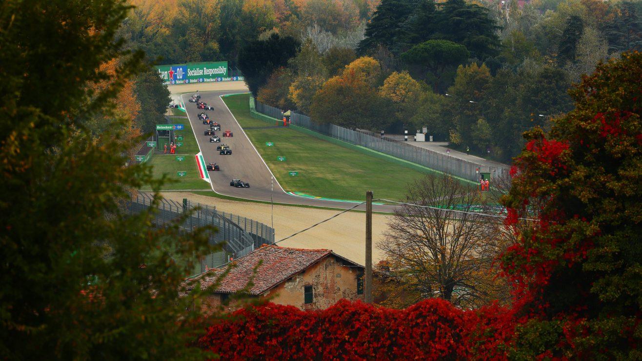 Gp Imola di F1 2021: Orari e programmi.